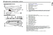三菱EW230U-ST投影机说明书
