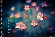 朦胧花朵电脑主题 1.0