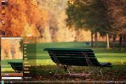秋天落叶电脑主题 1.0