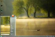 寂静湖水电脑主题 1.0