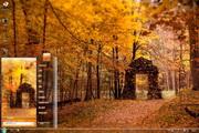 秋天的枫叶主题 1.0