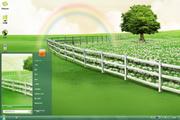 草原上的彩虹主题 1.0