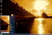 城市的黄昏电脑桌面主题 1.0