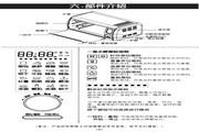 美的AG17DD-PGR电烤箱使用说明书