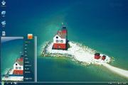 海上风景win主题 1.0