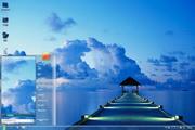 夜幕风景桌面主题 1.0