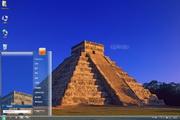 金字塔Win7主题 1.0