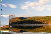 安静的湖面Win7主题 1.0