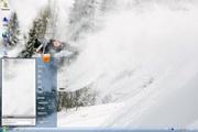 急速滑雪Win7主题 1.0