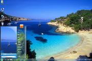 西班牙风景win7主题 1.0