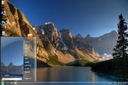加拿大风景win7主题 1.0
