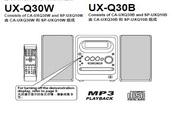 胜利者迷你音响UX-Q30型使用说明书