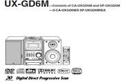 胜利者迷你音响UX-GD6M型使用说明书