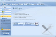 Acer Aspire ONE ZG5 Drivers Utility 5.9