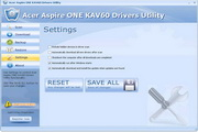 Acer Aspire ONE KAV60 Drivers Utility 5.9