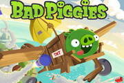 Bad Piggies捣蛋...