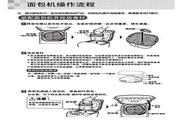 美的THS15BB-PS面包机使用说明书