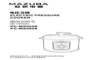松桥PC-MS0508电压力锅说明书
