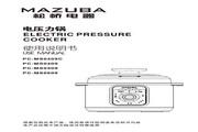 松桥PC-MS0409C电压力锅说明书