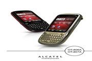 阿尔卡特OT-807A手机说明书
