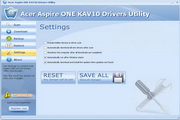 Acer Aspire ONE KAV10 Drivers Utility 5.9