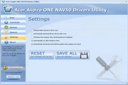 Acer Aspire ONE NAV50 Drivers Utility 5.9