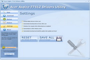 Acer Aspire 7741Z Drivers Utility 5.9