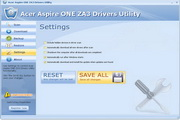 Acer Aspire ONE ZA3 Drivers Utility 5.9