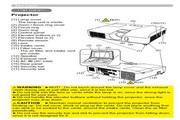 优派PJL9371投影机说明书