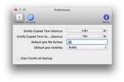 Gistify For Mac 1.2.0