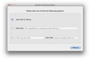 SpeakingRingtoneMaker For Mac 1.2