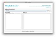 RegExExtractor For Mac 1.1