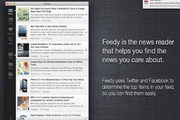 Feedy For Mac 1.0
