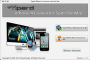 Tipard iPhone 4 Converter Suite for Mac 7.0.52