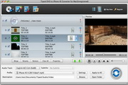 Tipard DVD to iPhone 4S Converter for Mac