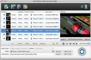 Tipard iPhone 4 Video Converter for Mac 7.0.52