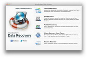 Wondershar DataRecovery For Mac