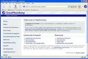 Mozilla SeaMonkey For Linux