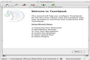 TeamSpeak Client For Mac 3.0.18.2