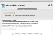 ePub DRM Removal For Mac 2.0