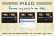 Piezo For Mac 1.5.0