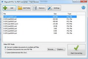Mgosoft PCL To PDF Converter 10.9.712