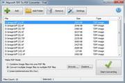 Mgosoft TIFF To PDF Converter 8.2.263
