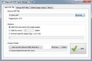 Mgosoft PDF Split Merge 8.6.203