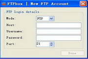 FTPbox Portable 2.6.3 beta