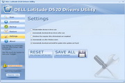 DELL Latitude D520 Drivers Utility