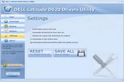 DELL Latitude D620 Drivers Utility 6.6