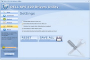 DELL XPS 420 Drivers Utility