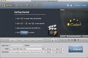icoolsoft Flash Converter for Mac 5.0.8