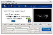 icoolsoft AVI MPEG Converter 3.1.20